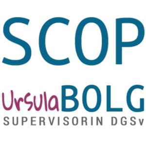Favicion SCOP - Ursula Bolg Supervisorin DGSv